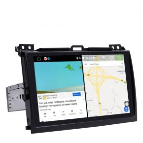 land cruiser android auto