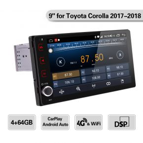 toyota corolla android head unit