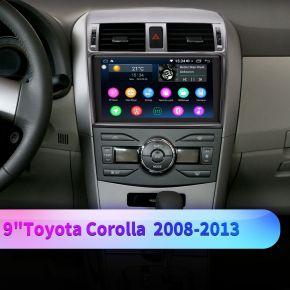 toyota corolla android auto