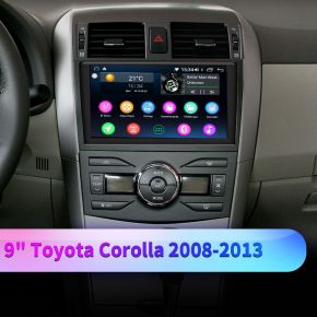 car radio for toyota corolla