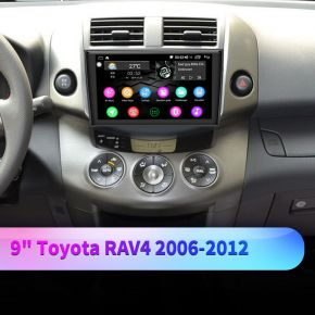 rav4 android head unit