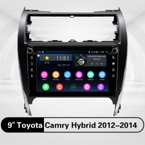 toyota camry android head unit