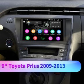 prius android head unit
