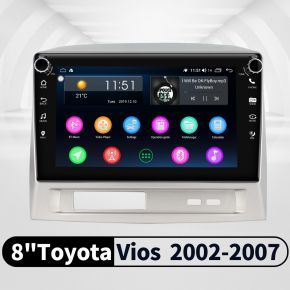 Toyota Vios head unit