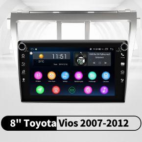 Toyota vios car stereo