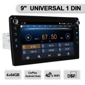9 inch android car stereo