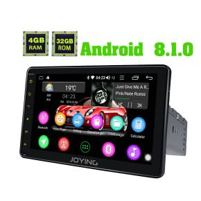 single din carplay head unit
