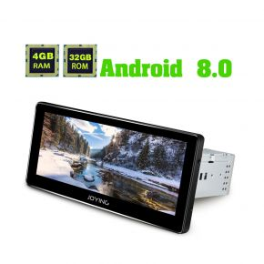 single din android head unit