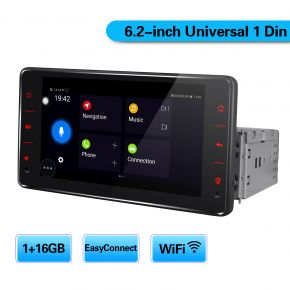 single din navigation