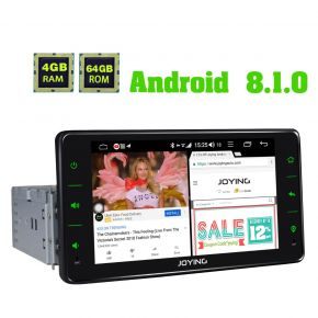 android auto single din head unit