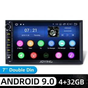 android 9.0 car stereo