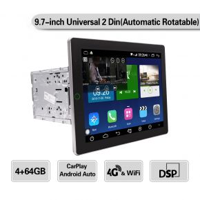 double din android head unit
