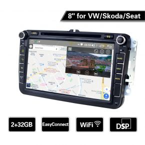 vw golf android head unit