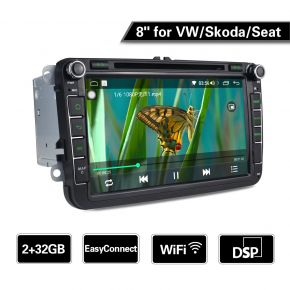android vw head unit