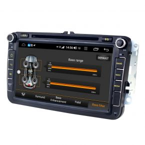 vw android auto head unit