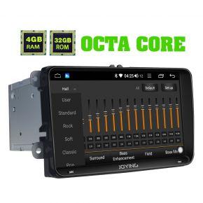vw touch screen radio