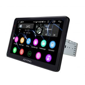 Joying 10.1'' VW Skoda Seat Android 8.1.0 Touch Screen Head Unit with Built-in DSP