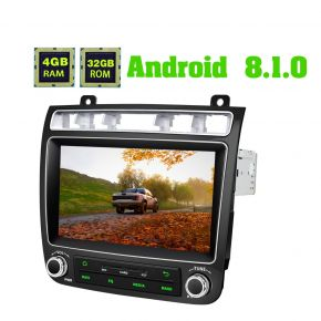 vw touareg android