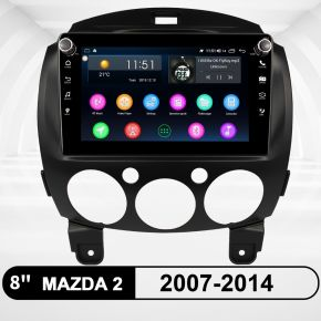 mazda 2 android head unit