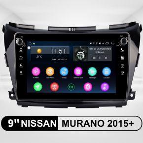 nissan murano stereo upgrade