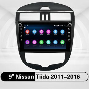 nissan tiida audio system