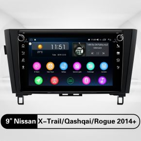 nissan x trail android head unit