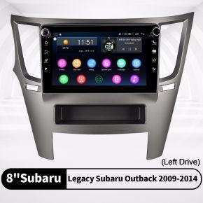 subaru legacy stereo