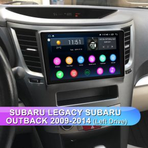subaru outback head unit