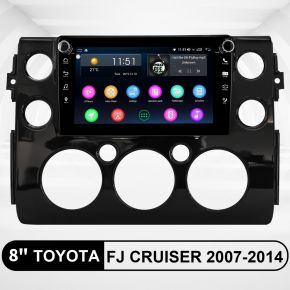 toyota fj cruiser stereo upgrade