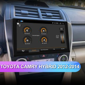 toyota camry stereo upgrade