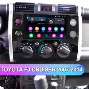 fj cruiser stereo upgrade