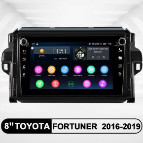 toyota fortuner sound system
