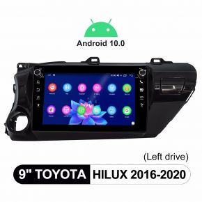 toyota hilux android head unit