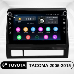 toyota tacoma android head unit