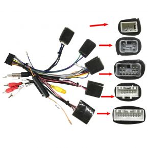 Joying Toyota Universal/Hilux Android Car Radio Cable