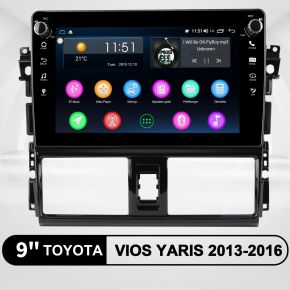 toyota yaris android head unit