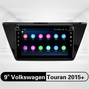 vw touran stereo upgrade