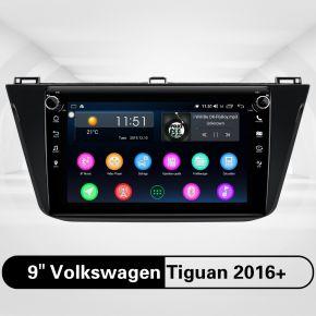 vw tiguan android radio