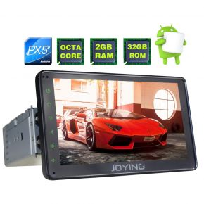 EU Warehouse New Arrival 7 Inch Single Din Android 8.0 Octa Core 2GB Head Unit Replacement