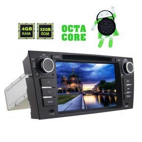 Joying EU Warehouse Android 8.0 Car Auto Radio Head Unit for BMW E90