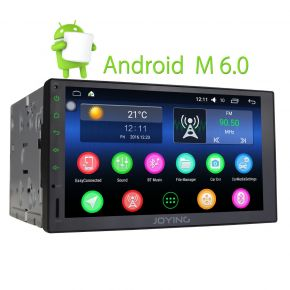 Joying Cheap Intel Android In Car Entertainment System 7'' Double 2 Din Head Unit