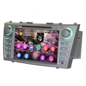 JOYING 8'' Toyota Camry Android Car Multimedia player Navigation System 1024*600