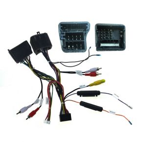 Opel Android Head Unit connect Harness without Canbus