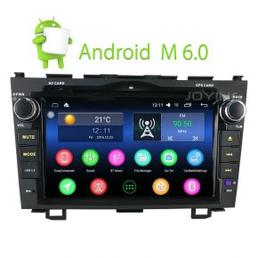 Joying 8 Inch Honda CRV Android Car Stereo 2GB/32GB Bluetooth Head Unit Replacement