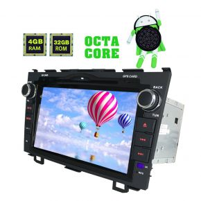 Joying Newest Android 8.0 Head Unit Replacement for Honda CRV 2007 - 2012