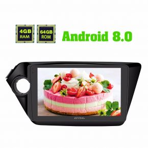 "Joying 9"" Kia K2 Rio 2012-2015 Android 8.0 Oreo Car Multiple Player System 4GB Ram 64GB Rom"