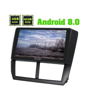 Aftermarket Android 8.0 Octa Core Car Audio System for Subaru Forester Year 2008 - 2012