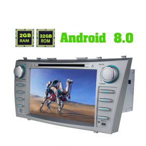 Joying Aftermarket 8'' Toyota Camry Aurion Android Auto Car Media Player Support Video Out