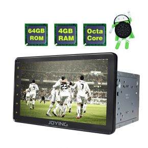 8 Inch Toyota Android 8.0 Car Media Player with 4GB/64GB for Hilux 4 Runner Scion