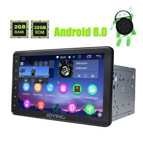 8 Inch Toyota Android 8.0 Car Stereo Navigation System 2GB/32GB for RAV4 FJ Cruiser Hilux Yaris Highlander
